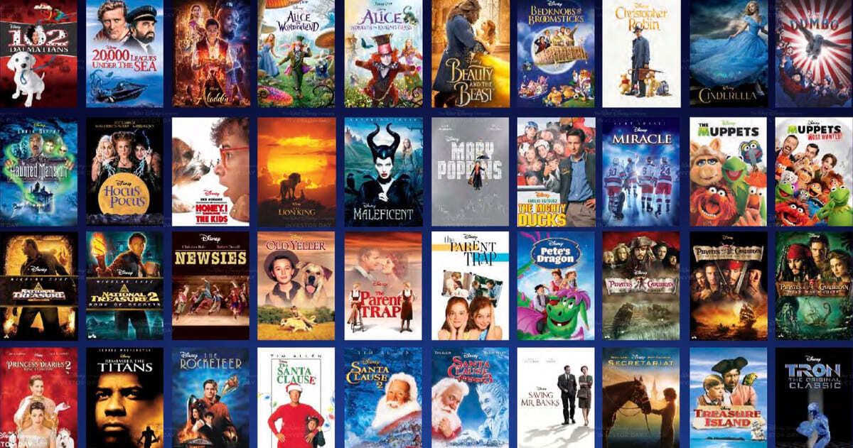 Disney Plus prossime uscite anteprima