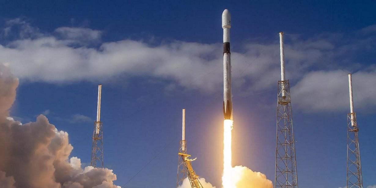 Satelliti Starlink di SpaceX anteprima